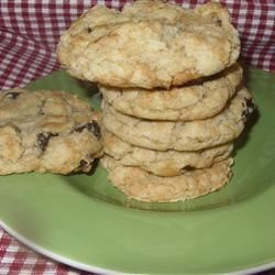Dave's Big Raisin Cookies Recipe - Here is Dave's Big Raisin cookies, the best you can find.