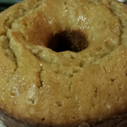 Pound Cake with Rum Topping Recipe - Delicious! A holiday favorite. Amaretto can be substituted for the rum if desired.
