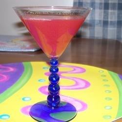Cherry Breeze Martini Recipe - This recipe makes a wonderfully fruity martini! Garnish with a cherry or fresh pineapple wedge.