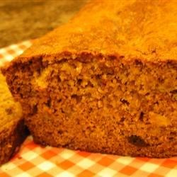 Delicious Raisin Nut Banana Bread Recipe - Sweet and chewy banana bread with raisins and nuts.