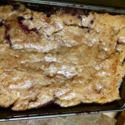 Grandma's Blackberry Cobbler Recipe - Nobody makes blackberry cobbler like grandma!