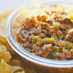 Grey Cup Nachos Recipe - This is a recipe from my early days of cooking.  The first time I made these was for the Grey Cup (Canadian Football Championship) of 1992 and they've been yummy ever since.  Enjoy.