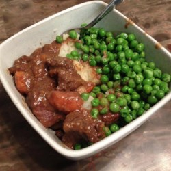 Beef Heart Stew Recipe - This is a very tasty stew, that came from Nova Scotia in the 60's. Beef heart is browned, and then stewed with onions to make a tasty stew that goes great over noodles or mashed potatoes.