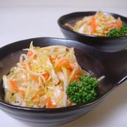 Cabbage Coleslaw