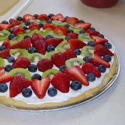 Fruit Pizza III