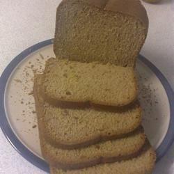 Peanut butter Bread 1