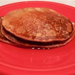 Sourdough Buckwheat Pancakes Recipe - The earthy quality of buckwheat combines well with sourdough in these flapjacks.  A whiff of ginger complements the hearty flavors.