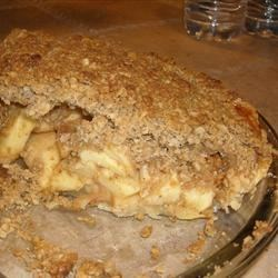 Dutch Apple Pie with Oatmeal Streusel Photos - Allrecipes.com