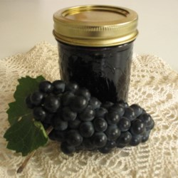 Concord Grape Jelly Recipe and Video - At one time my mother in law would make many different flavors of jams and jellies. This is one of her old recipes that she has given to me.