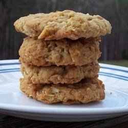 Ranger Cookies II Recipe - Ranger cookies are a quick and easy type of drop cookie made with whole wheat flakes and coconut.
