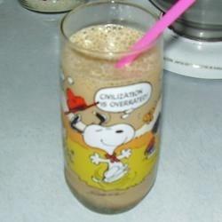 Almond Mocha Ice Coffee