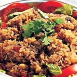 Anatolian Bulgur Pilav Recipe - This Turkish bulgur recipe is perfect for Ramadan.