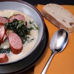 Restaurant Style - Zuppa Toscana