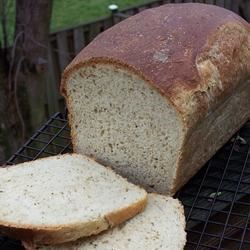 Herb Bread Recipe - A delicious bread machine recipe, this bread is especially good with chicken stew.