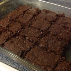 Gluten-Free, Dairy-Free Coconut Brownies Recipe - Rice flour, coconut milk, coconut oil, and applesauce replace dairy ingredients and flour from traditional brownie recipes to offer a treat for those eating gluten-free and dairy-free.
