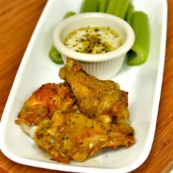Lemon Pepper Wings Recipe - These quick and easy lemon pepper chicken wings are sure to become a favorite for tailgating or watching the game.