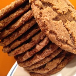 Eloise's Ginger Cookies Recipe - Ginger, cinnamon, cloves, and molasses combine to create this recipe for quick and easy ginger cookies.
