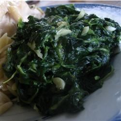 Creamed Spinach Recipe - Creamed spinach, made with the frozen chopped variety, perfectly complements the roast, and it can be made up to two days ahead.