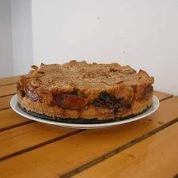 Passover Apple Cake Recipe - My mother, Faye Grant, has been making this apple cake for her Seders for years. It's the best apple cake you'll ever taste!!