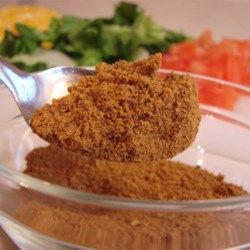 Taco Seasoning II Recipe - A mixture of spices and a little cornstarch for thickening, that closely resembles The packaged taco seasoning you might find in the store. There is no salt or MSG in this mixture.