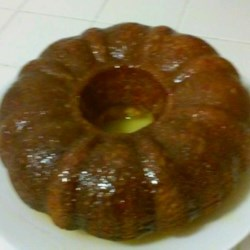 Orange Glaze II Recipe - This glaze is perfect for Bundt cakes or tube cakes. It helps keep the cake fresh and moist.