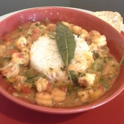 Crawfish Etouffee Georgia Style Recipe - Crawfish tails, bell peppers, sweet onion, and smoked salt enhance this richly flavored dish. Serve on hot steamed rice with garlic bread and a green salad. Enjoy!