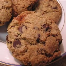 Crisp 'n' Chewy Cookies