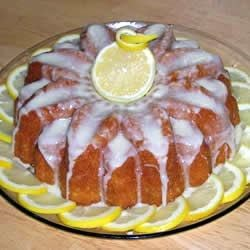 Easy Lemon Cake Recipe - I got this recipe from my mother-in-law years ago, and it has always been a family favorite. It is real good for potlucks as it is served right out of the pan.