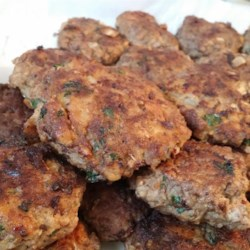 German Hamburgers (Frikadellen) Recipe - Authentic German meat patties make a quick and delicious weeknight meal your family will love.