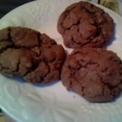 Chocolate chocolate chip cookies III