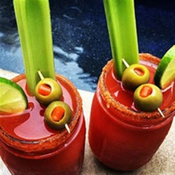 Clamato(R) Bloody Caesar Recipe - Taste the savory Clamato(R) Bloody Caesar. One of our original recipes.