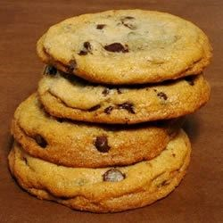 Chocolate Chip Cookies V Recipe - Moist chocolate chip cookies!!
