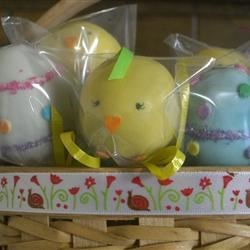 eggs and chickidee cakePOPs