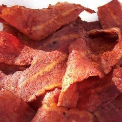 Bill's Fried Bacon