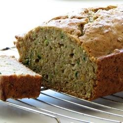 Lemon Zucchini Bread Recipe - Lemon zest adds a touch of summer to this sweet zucchini bread!