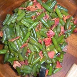 My Old Fashioed Green Beans