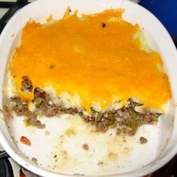 Layered with cheese(optional)