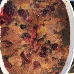 All recipes easy batter fruit cobbler