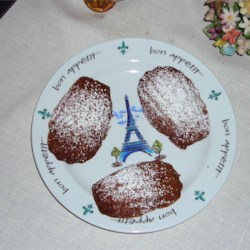 Chocolate Madeleines Recipe - The classic French Madeleine with a twist.