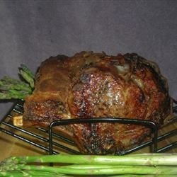Restaurant-Style Prime Rib Roast Recipe - This rib roast recipe took years to formulate and it makes the most out of this cut of meat. It's perfect for any special occasion.