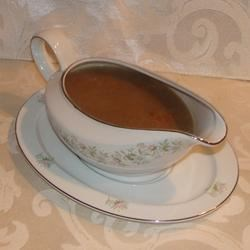 Giblet Gravy II Recipe and Video - This old fashioned giblet turkey gravy recipe is very easy to prepare.