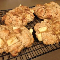 Pear Scones Recipe - This scone recipe uses fresh chopped pears to make a simple and tasty home-made treat.