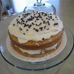 Coconut Cream Cake 1