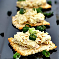 Zippy Tuna Recipe - This is tuna salad with a bit of a horseradish kick. It can be served as a spread for crackers or sandwiches or even on a salad.