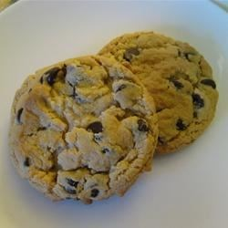 """The """"Crisco"""" Ultimate Chocolate Chip Cookie"""