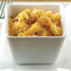 VELVEETA(R) Down-Home Macaroni and Cheese Recipe - If you're looking for a mac and cheese recipe with the perfect balance of cheesy and creamy, the search ends here.