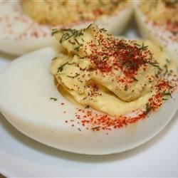 Deviled Eggs I Recipe - Deviled eggs are a classic for good reason! This easy recipe keeps up the tasty tradition.