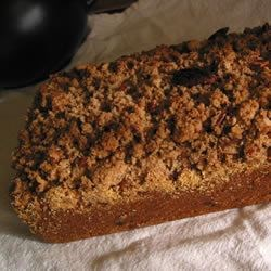 Old Fashioned Crumb Cake Recipe - This tender crumb cake smells wonderful and tastes even better.