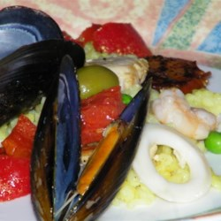 Paella II Recipe - A tasty seafood dish you must try!
