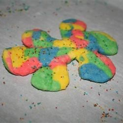 Autism Awarness Month Cookie